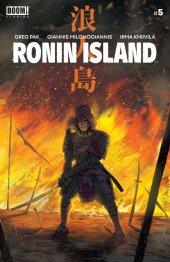 Ronin Island #5