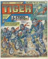 Tiger #March 30th, 1985