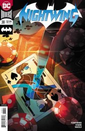 Nightwing #38 Variant Edition