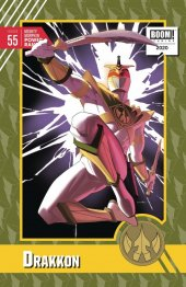 Mighty Morphin Power Rangers #55 1:10 Anka Incentive Cover