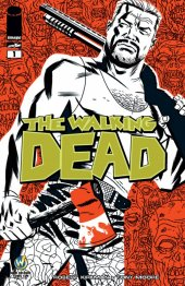 The Walking Dead #1 Wizard World New Orleans Comic Con Variant