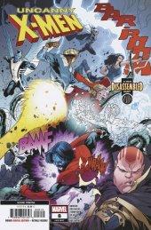 Uncanny X-Men #8 2nd Printing Silva Variant