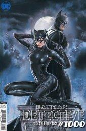 Detective Comics #1000 KRS Comics Exclusive Natali Sanders Trade Dress Variant