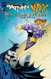 Batman / The Maxx: Arkham Dreams #4 Cover B Kieth