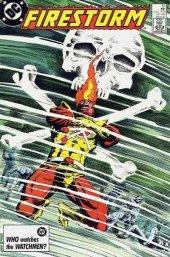 The Fury of Firestorm #57