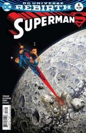Superman #6 Variant Edition