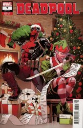 Deadpool #7 Will Sliney Variant