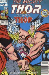 The Mighty Thor #458 Newsstand Edition