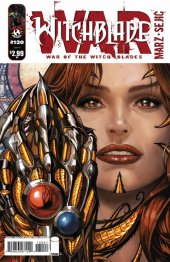 Witchblade #130 Melo Sara Cover B