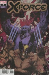 X-Force #2 1:25 Variant Edition
