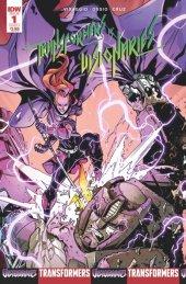 Transformers Vs. The Visionaries #1 2-Print