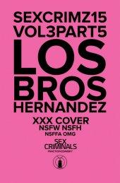 Sex Criminals #15 XXX Variant