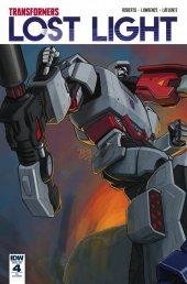 Transformers: Lost Light #4 RI Cover