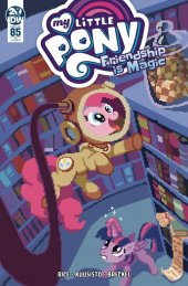 My Little Pony: Friendship Is Magic #85 1:10 Incentive Variant