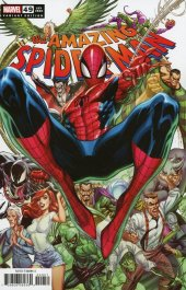 The Amazing Spider-Man #49 J. Scott Campbell Variant