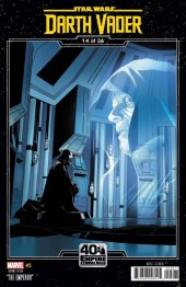 Star Wars: Darth Vader #5 Sprouse Empire Strikes Back Variant