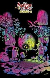 Adventure Time Season 11 #4 Unlocked Retailer Variant