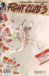 Fight Club 3 #1 NC Comicon Ashcan