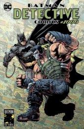 Detective Comics #1000 Torpedo Comics Exclusive Jim Lee Variant Cover Batman & Bane