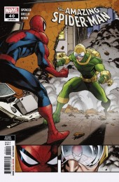 The Amazing Spider-Man #40 2nd Printing