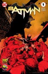 Batman #1 Alamo City Comic Con Variant