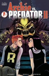 Archie Vs. Predator II #1 Cover C Derek Charm