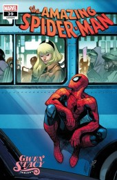 The Amazing Spider-Man #39 Larraz Gwen Stacy Variant