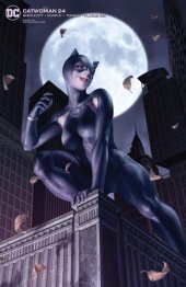Catwoman #24 Variant Edition