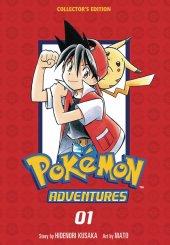 pokemon adventures collector's edition vol. 1 tp