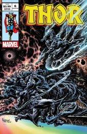 Thor #6 Kyle Hotz Variant A