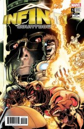 Infinity Countdown #5 Aaron Kuder Connecting Variant