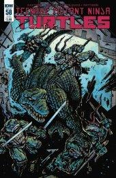 Teenage Mutant Ninja Turtles #58 Subscription Variant