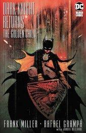 Dark Knight Returns: The Golden Child #1 1:25 Retailer Incentive Variant Edition