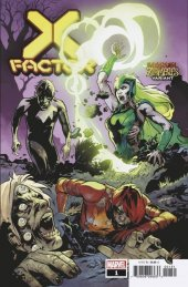 X-Factor #1 Lupacchino Marvel Zombies Variant