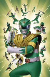 Mighty Morphin Power Rangers #31 1:25 Lafuente Variant