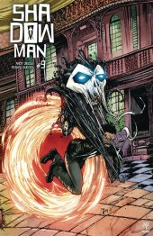 Shadowman #9 Cover D 1:20 Cover Interlocking