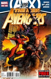 The New Avengers #28