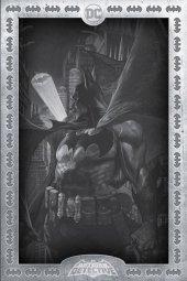 Detective Comics #1027 Simone Bianchi Torpedo Comics Black & White Exclusive