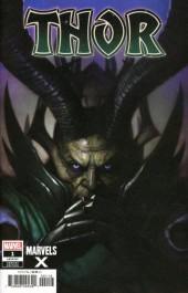 Thor #1 Ryan Brown Marvels X Variant