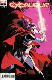 Excalibur #1 1:25 Variant Edition