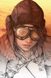 Star Wars: Doctor Aphra #8 Brain Trust Sketch Fade