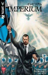 Imperium #2 Cover D 10 Copy Incentive Variant Larosa