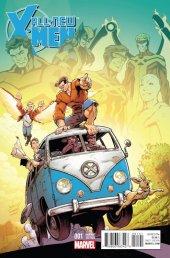 All-New X-Men #1 Bagley Variant