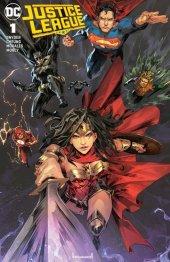 Justice League #1 Kael Ngu Variant A