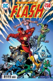 The Flash #750 1970s Variant Edition