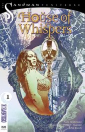 House of Whispers #1 Variant Edition