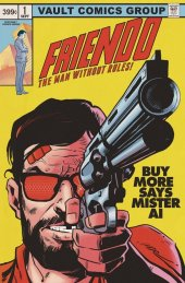 Friendo #1 2nd Printing
