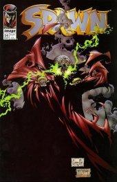 Spawn #54 Original Cover