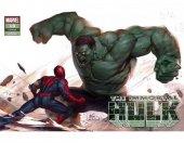 The Immortal Hulk #18 The Comics Mint Inhyuk Lee Trade Dress Variant Cover
