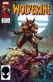 Wolverine #1 Kael Ngu Exclusive Variant Edition